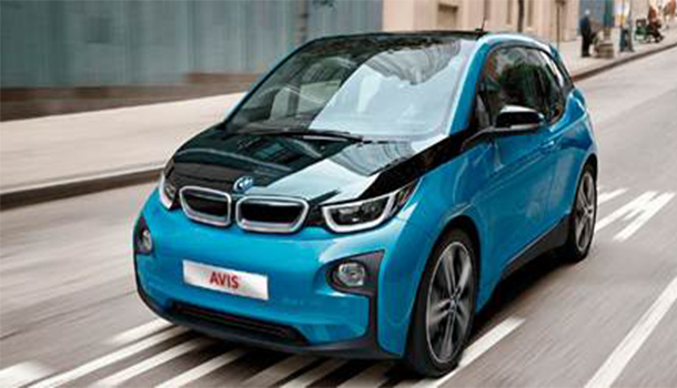 avis espa a incorpora a su flota el el ctrico bmw i3 travel manager. Black Bedroom Furniture Sets. Home Design Ideas