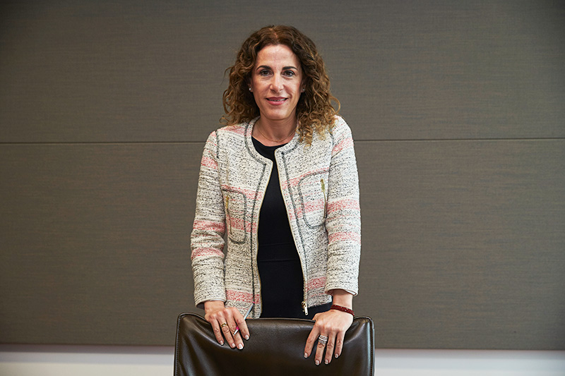 Cristina Corral, Travel Manager de PWC España 3