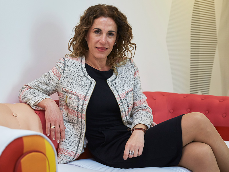 Cristina Corral, Travel Manager de PWC España 2