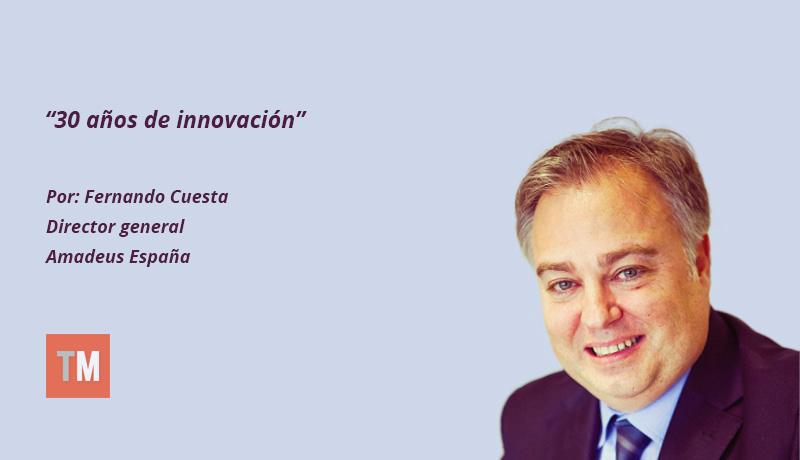 30 años de innovación por Fernando Cuesta