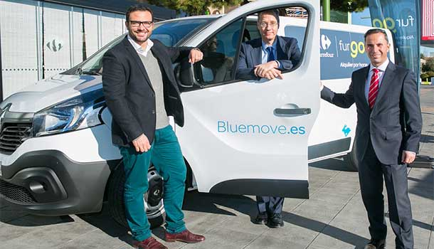 """Carrefour y Bluemove lanzan """"FurGo"""""""