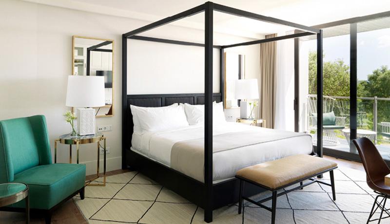 Hotel Camiral. El resort de diseño exquisito