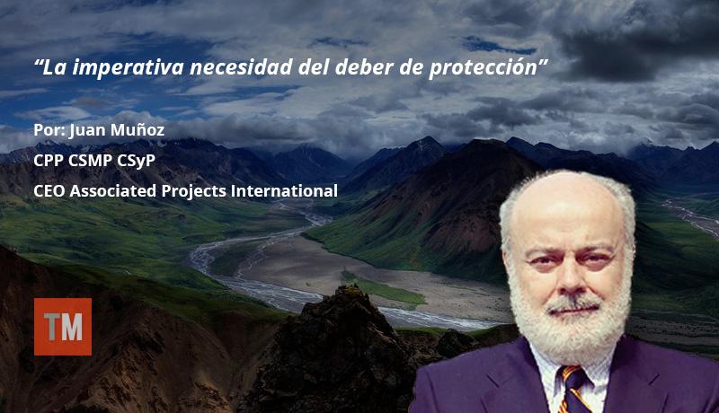 La imperativa necesidad del deber de protección