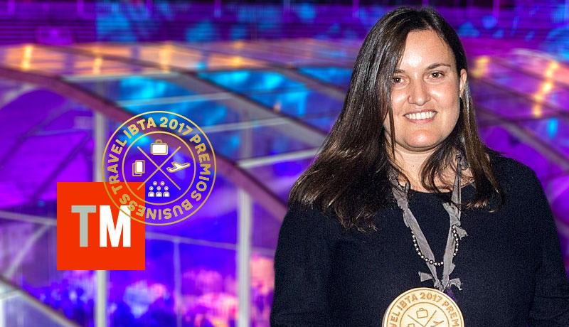 Raquel Vaquero, Travel Manager de Gestamp
