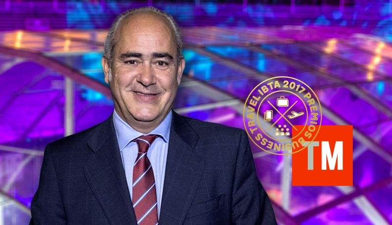 Fernando Suárez de Góngora, Director General de Emirates para España