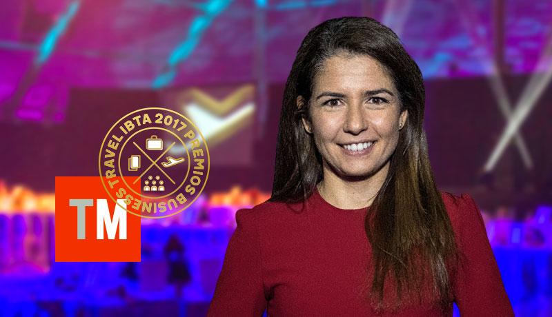 Lucía Adrover, Directora de ventas de Vueling