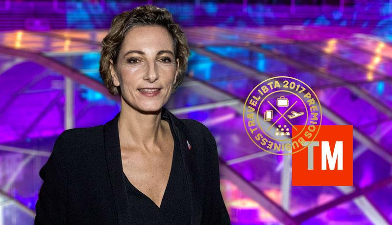 Prisca Dorie, Directora de ventas en España Norwegian