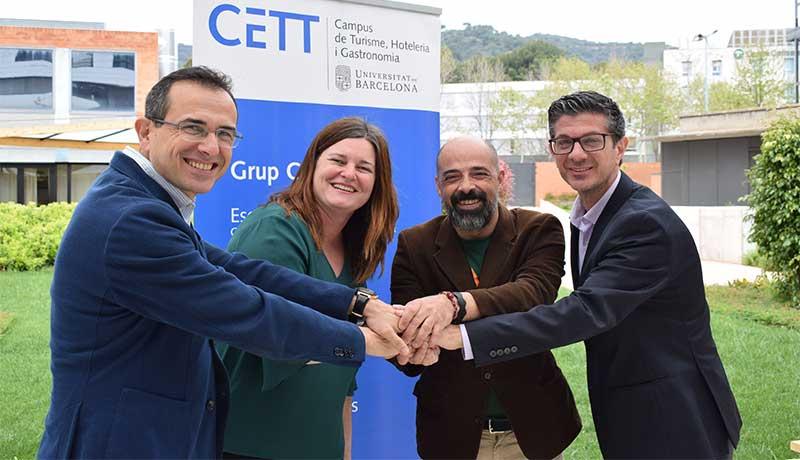 IBTA firma con CETT un acuerdo en pro de la formación y el desarrollo profesional