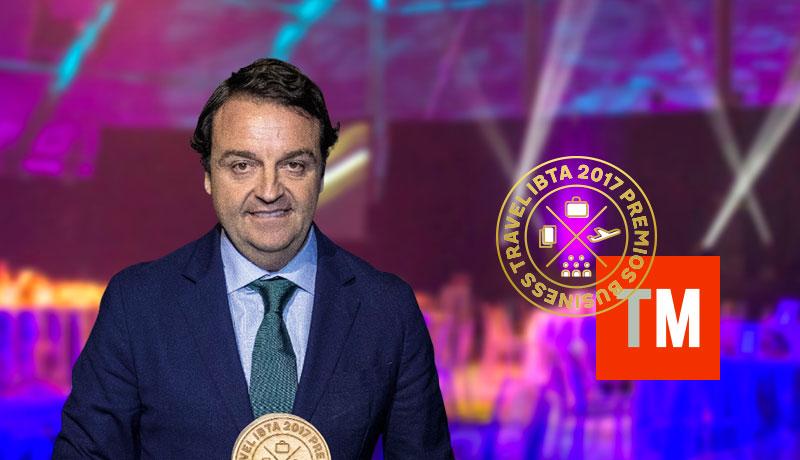 Rafael García Garrido, Director General de Nautalia Viajes