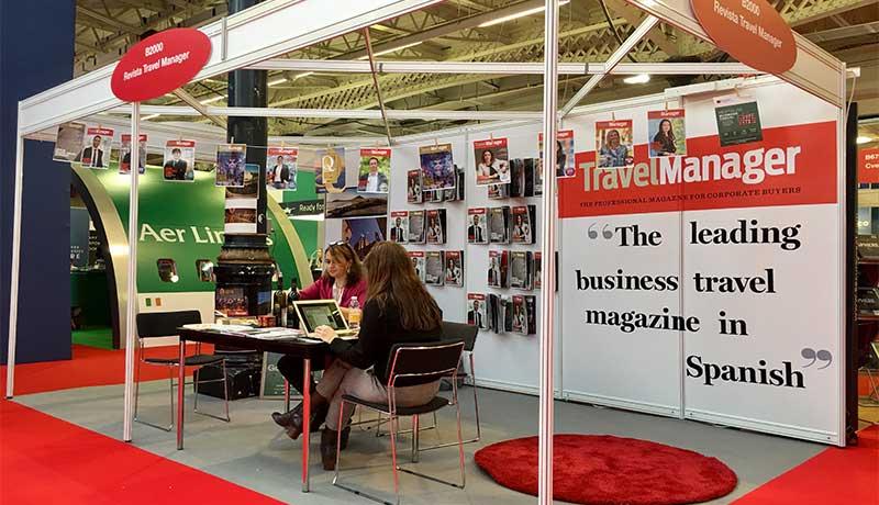 Cumplimos nuestra cita con Business Travel Show de Londres