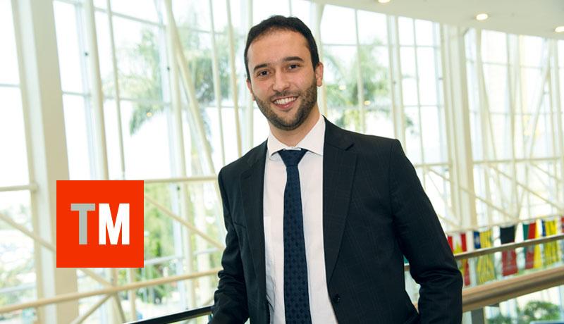 Fernão Loureiro Tanaka, Philips LATAM Business Travel Manager, Indirect Materials & Services (Brasil).