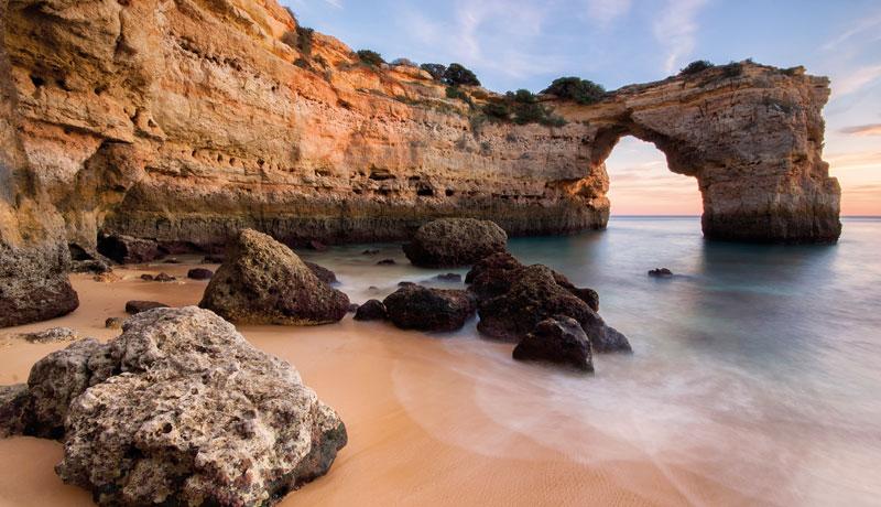 El Algarve, la bella costa sureña 1