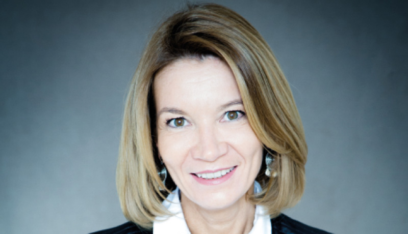 Carole Poillerat, Executive Director, Industry Relations and Corporate Lodging forum de HRS.
