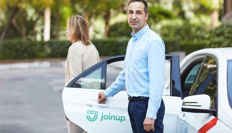 Joinup reafirma su liderazgo en la profesionalización del servicio de taxi