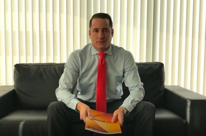 Jaime Bigeriego nuevo responsable comercial en SIXT España