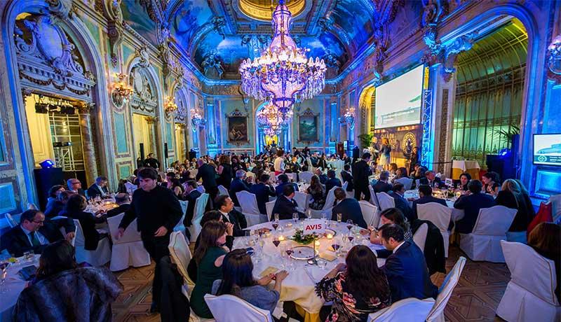 nominadas a los Premios business travel 2018