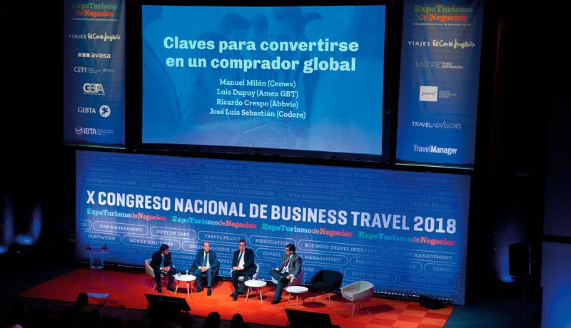 Nuevas tecnologías aplicadas a Business Travel