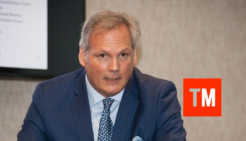 Juan José Legarreta, Director de la división de empresas de Viajes el Corte Inglés.