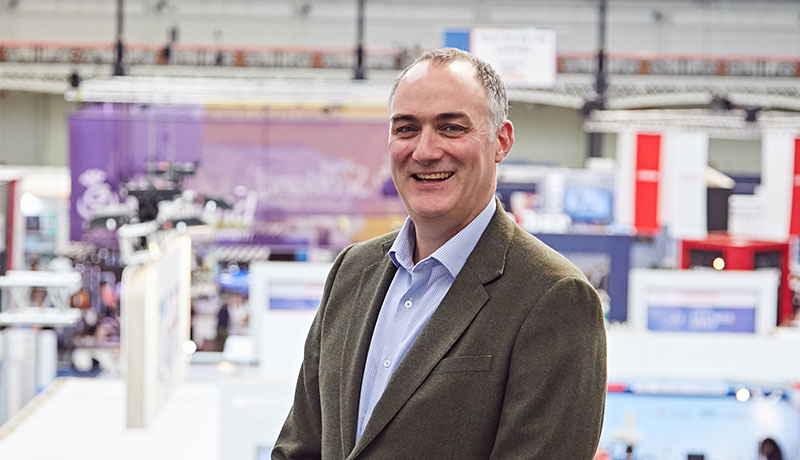 Interview with David Chapple, Group Event Director Travel Business Show