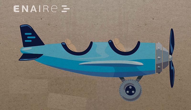 ENAIRE comprometida con la movilidad aérea sostenible