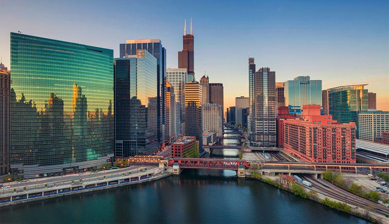 Nueva ruta directa entre Barcelona y Chicago