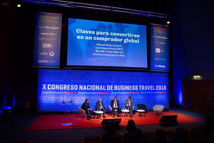 España acoge la segunda feria más importante de viajes corporativos de Europa