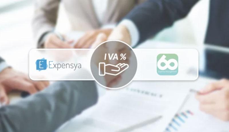 60dias y Expensya cierran un acuerdo para presentar sus servicios conjuntamente