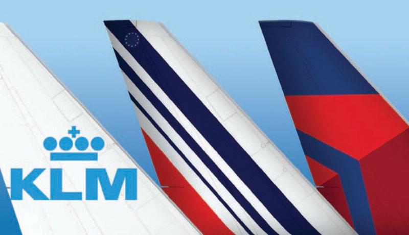Air France-KLM y Delta 10 años juntos