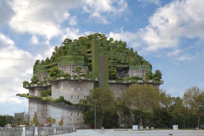 Alojarse en un hotel búnker de la guerra mundial será posible en 2021