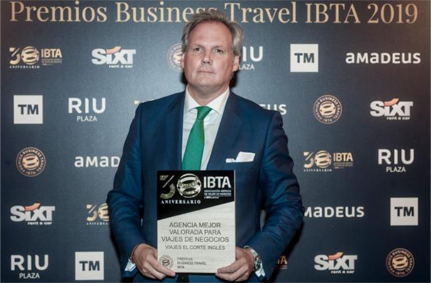 Viajes el Corte Inglés, TMC Global mejor valorada en los premios Business Travel