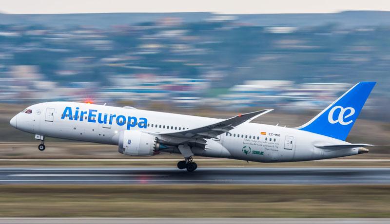 Air Europa reinicia sus vuelos nacionales e internacionales | Revista Travel Manager